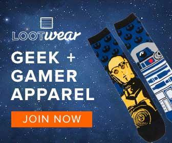 Join Loot Wear Today!
