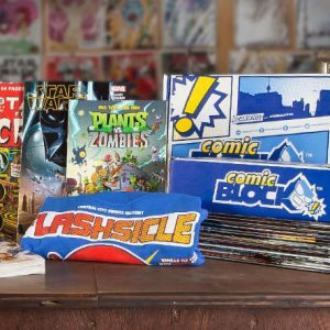 Comic Block