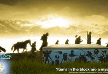 Nerd Block November 2016 Classic Block Box Spoiler - Lord of The Rings