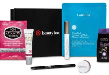 November 2016 Target Beauty Box
