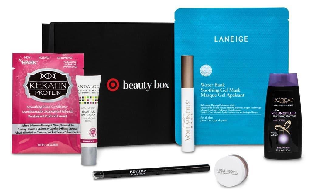 November 2016 Target Beauty Box