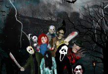 October 2016 Powered Geek Box Theme - Horror