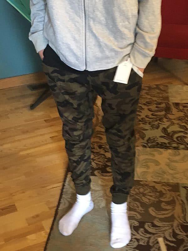October 2016 Trendy Butler Review - Pants