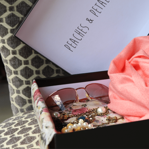 Peaches & Petals Monthly Lifestyle Box