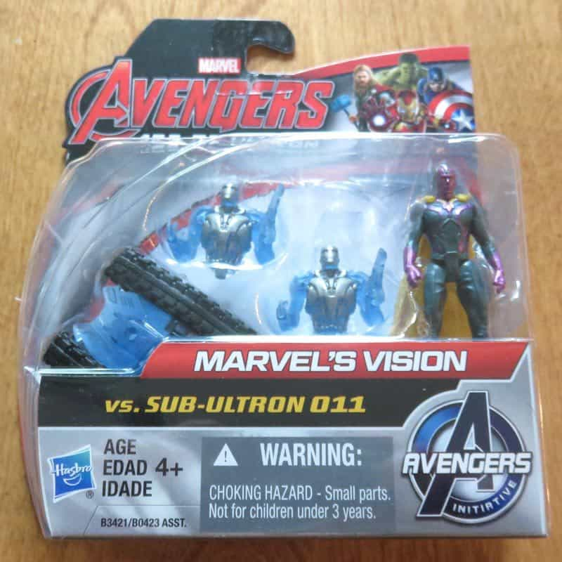 September 2016 Nerd Block Jr. for Boys Review - Marvel's Vision