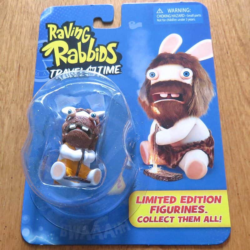 September 2016 Nerd Block Jr. for Boys Review - Raving Rabbids