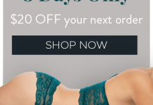 Wantable Intimates Coupon $20 Off Next Order