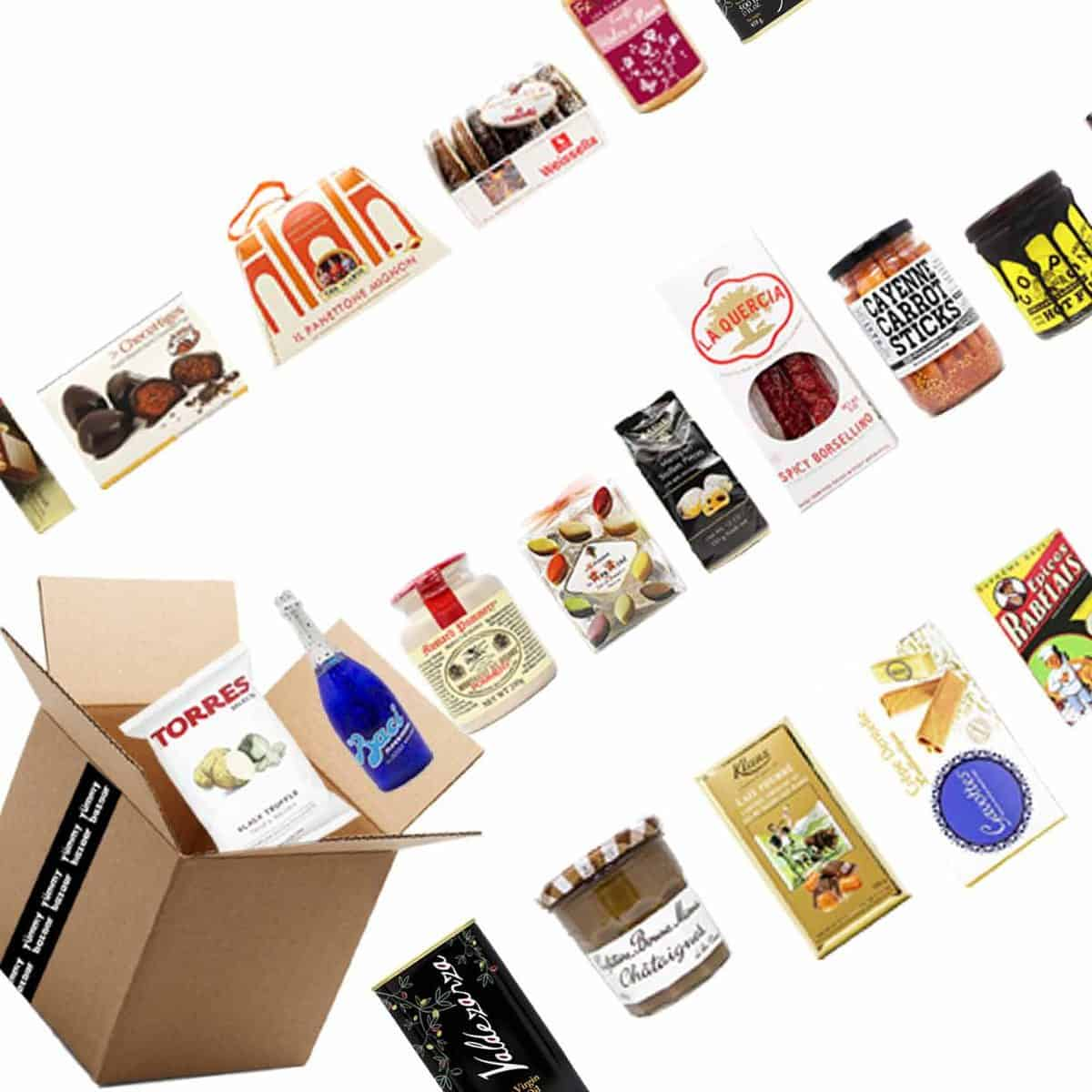 Yummy Bazaar Destination Food Club Find Subscription Boxes