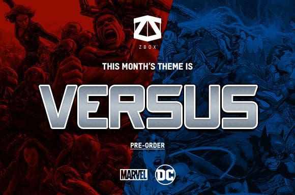 ZBOX November 2016 Theme Reveal - ZBOX
