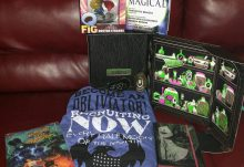 November 2016 Loot Crate Review - Magical Crate - Box Contents