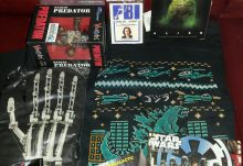 November 2016 Sci-Fi Block Review - Box Contents
