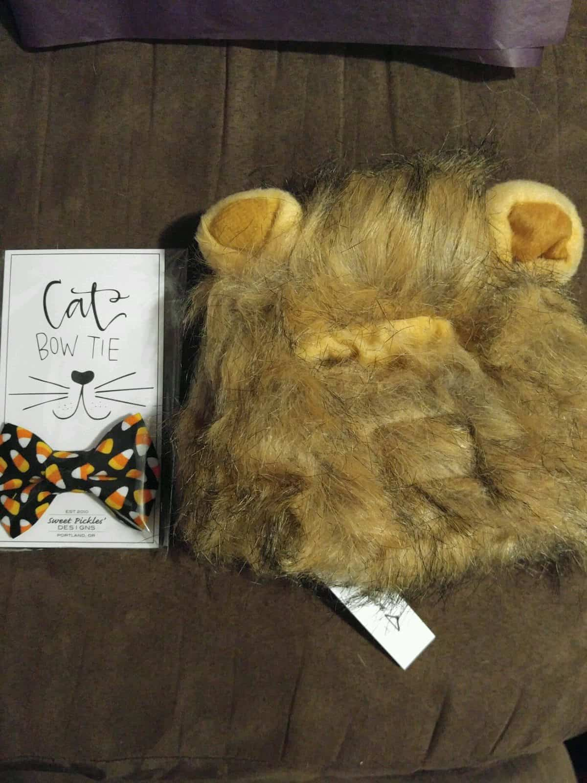 WhiskerBox October 2016 Box Review - Cat Apparel