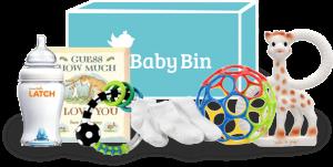 BabyBin Monthy Subscription Box