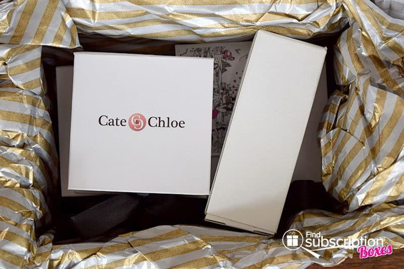 Cate & Chloe VIP Box November 2016 Review - First Look