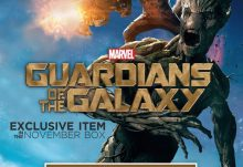 Geek Fuel November 2016 Box Spoiler - Guardians of the Galaxy