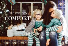 GlobeIn December 2016 Artisan Box Theme - Comfort