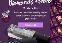 Julep Maven Diamonds Forever Mystery Box