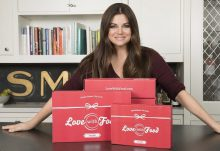Love With Food December 2016 Box Curator - Tiffani Thiessen