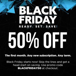 Loot Crate Black Friday Level Up