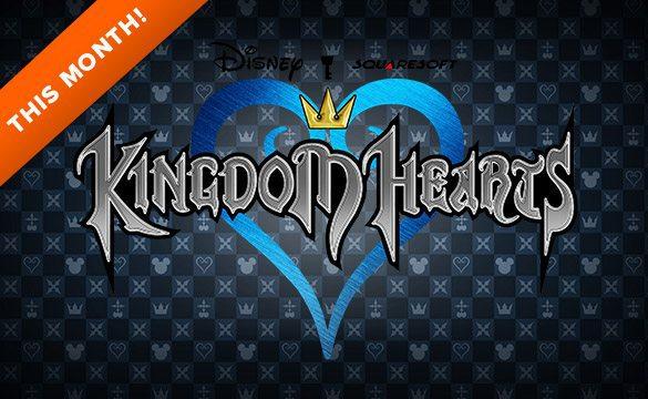 November 2016 Loot For Her Spoiler - Kingdom Hearts