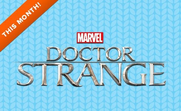 November 2016 Loot Tees Spoiler - Doctor Strange