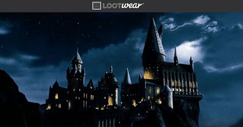 November 2016 Loot Wearable Spoiler - Harry Potter