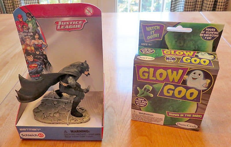 October 2016 Nerd Block Jr. for Boys Review - Batman & Glow Goo