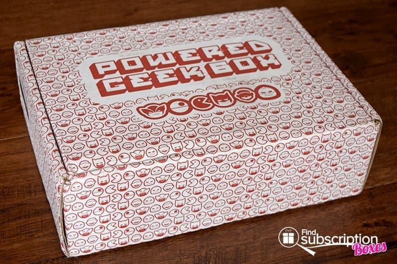 Powered Geek Box September 2016 Review - Box
