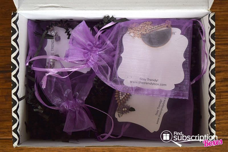 September 2016 The Trendy Box Review - First Look