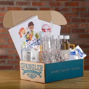 The Spangler Science Club STEM Subscription Box
