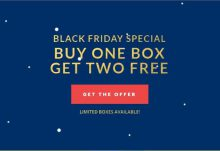 Try The World Black Friday and Cyber Monday Sale: Buy 1 Box, Get 2 Free