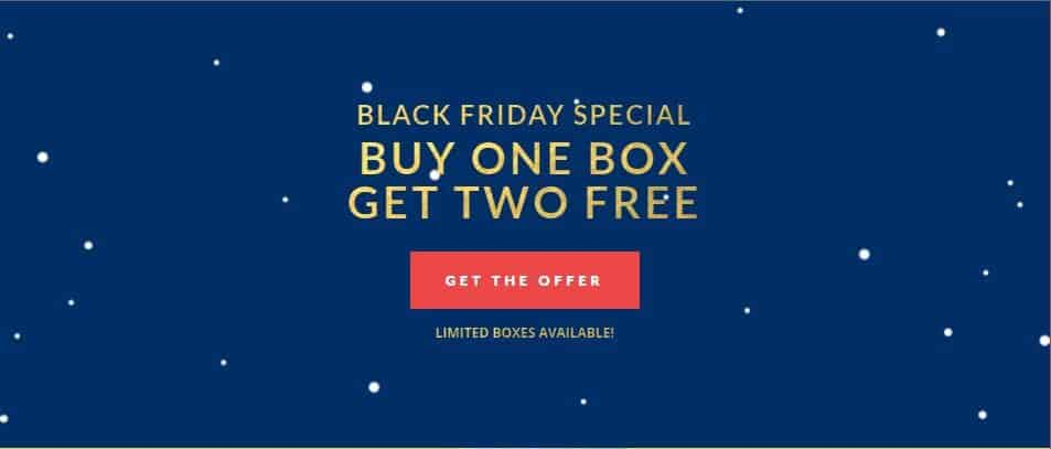 Try The World Black Friday Sale: Buy 1 Box, Get 2 Free ...