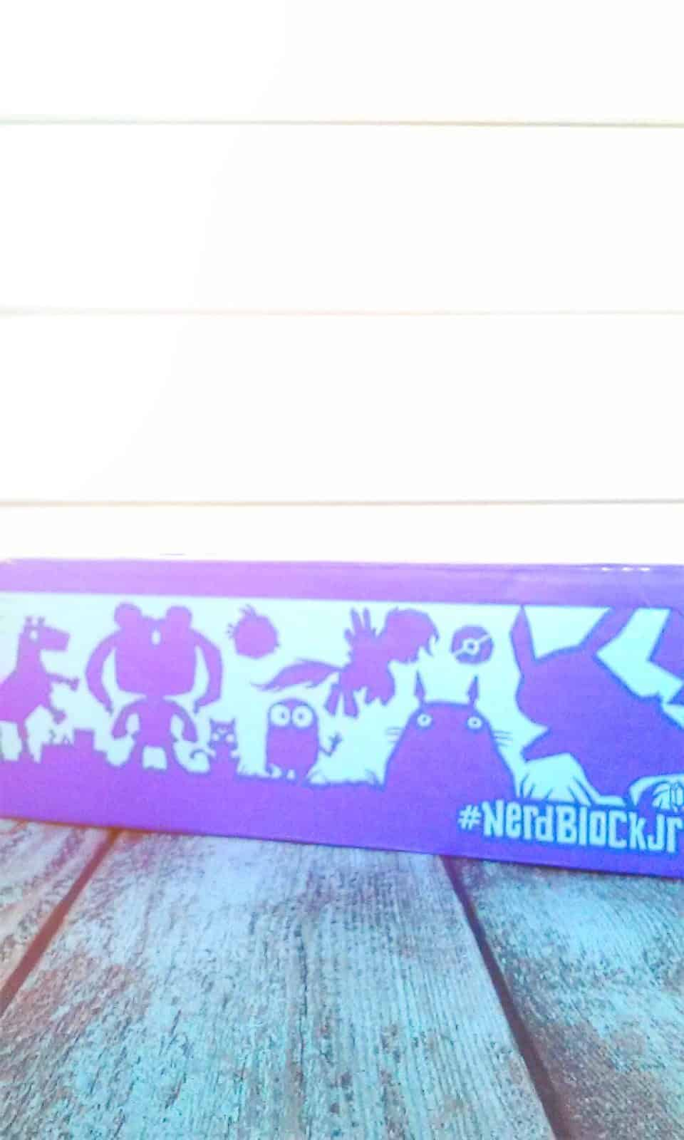 November 2016 Nerd Block Jr. for Girls - Box