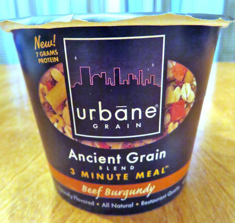 December 2016 Degustabox Review - Urbane Grain Ancient Grain