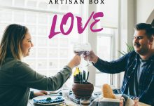 GlobeIn January 2017 Artisan Box Theme - Love