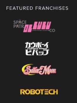 Loot Anime December 2016 - Box Spoilers