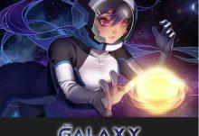 Loot Anime December 2016 Theme - Galaxy