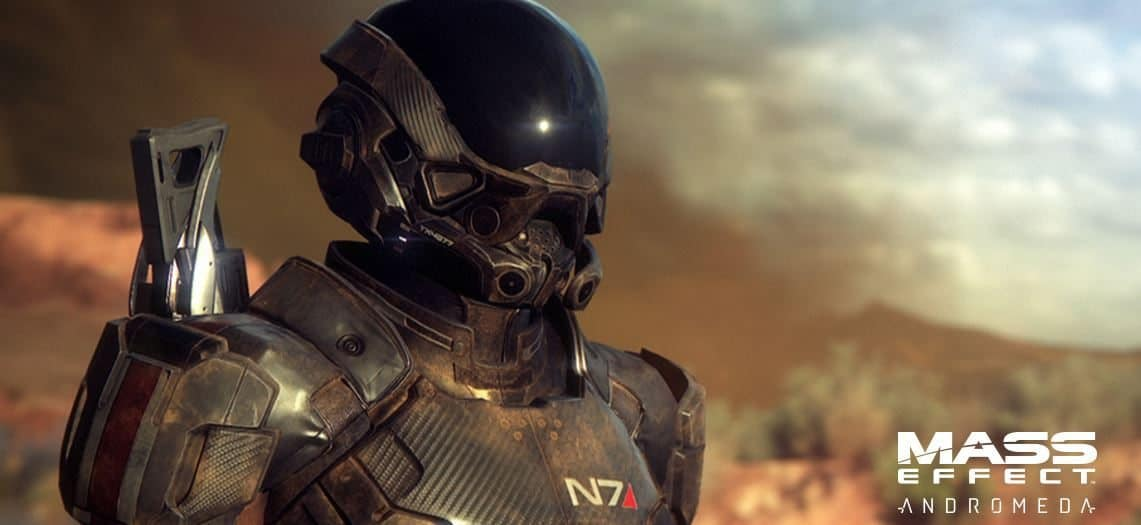 Loot Gaming December 2016 Box Spoiler - Mass Effect - Andromeda
