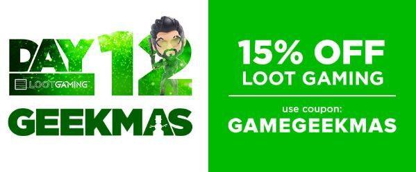 Loot Gaming Coupon - 15% Off
