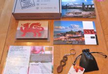 November 2016 Kitchen Table Passport Review - Wales - Box Contents