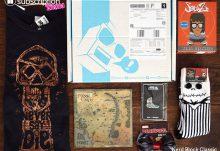 November 2016 Nerd Block Classic Review - Box Contents
