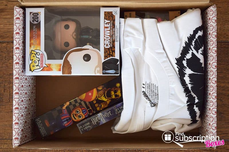 Powered Geek Box October 2016 Review - First Look