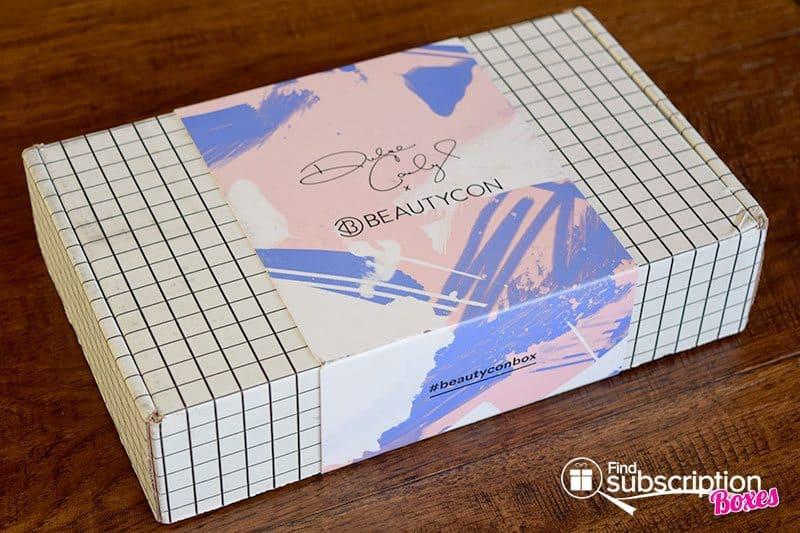 Winter 2016 Beautycon Box Review - Box