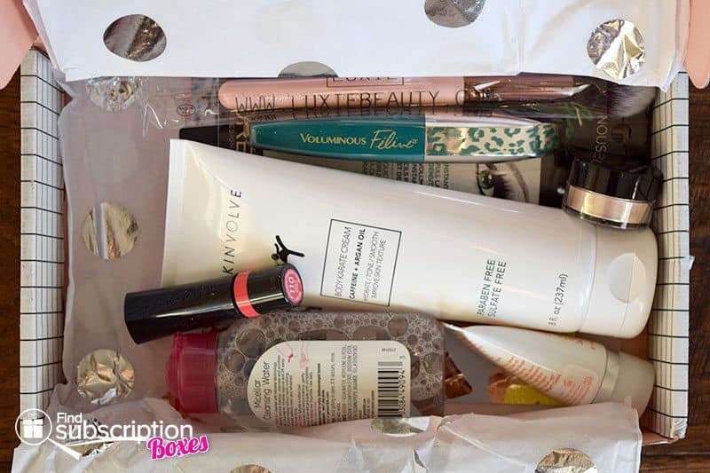 Winter 2016 Beautycon Box Review - First Look