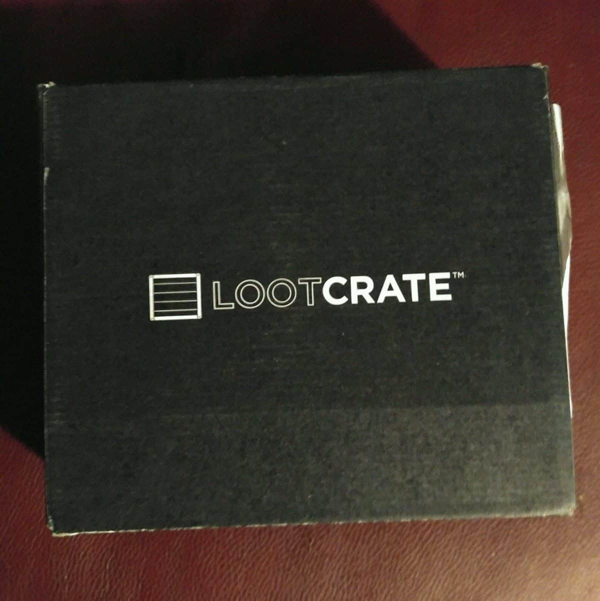 Loot Crate December 2016 Review - Revolution Crate - Box