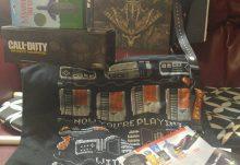 December 2016 Arcade Block Review - Box Contents