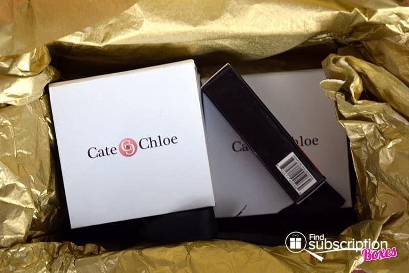 Cate & Chloe VIP Box December 2016 Review - First Look