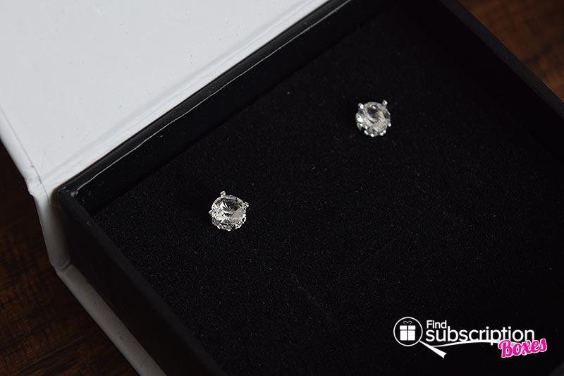 Cate & Chloe VIP Box December 2016 Review - Mallory Swarovski Earrings