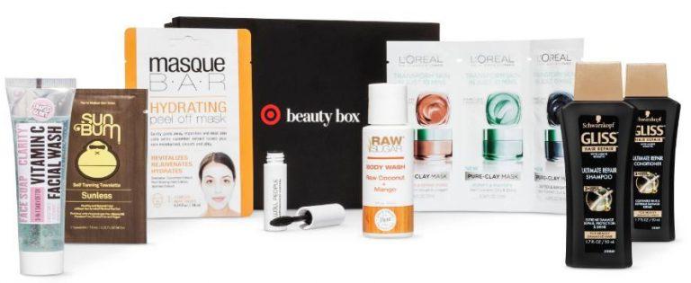 February 2017 Target Beauty Box