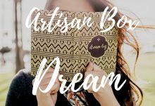 GlobeIn February 2017 Artisan Box Theme - Dream